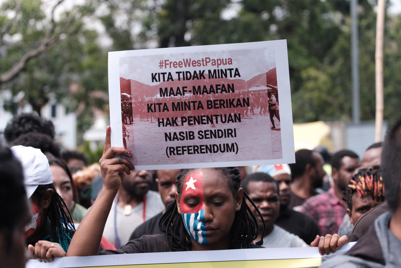 Internet ban during Papua antiracist unrest ruled unlawful