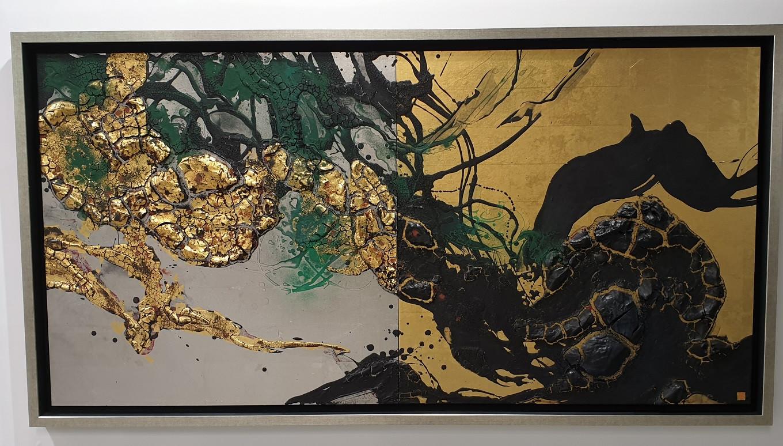 Garyu no Matsu by Japanese artist Takehiko Sugawara