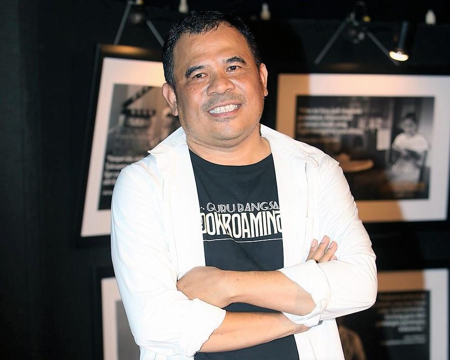 Garin Nugroho keeps rediscovering film