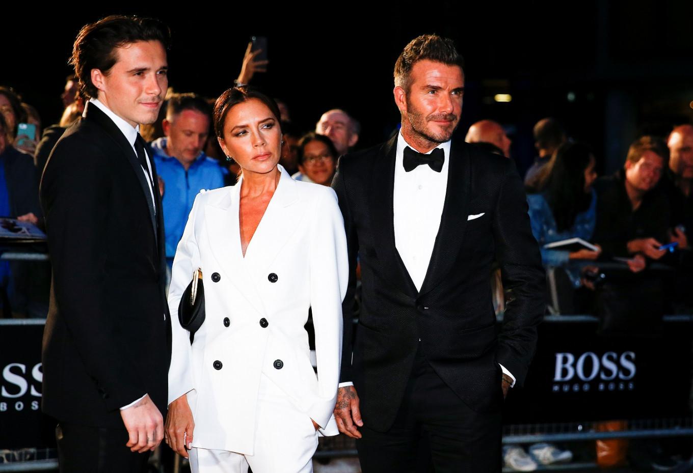David Beckham, Greta Thunberg among winners at GQ awards in London