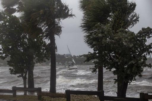 Hurricane Dorian moves towards US coast as seven killed in Bahamas