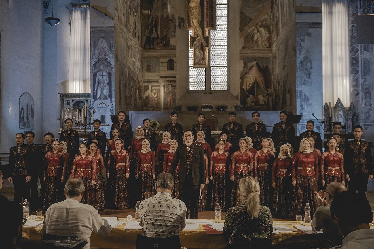 Unpad choir seeks new singers for European Grand Prix - Art