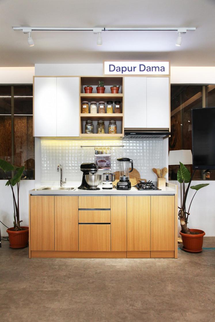 Dapur Dama by Dekoruma.
