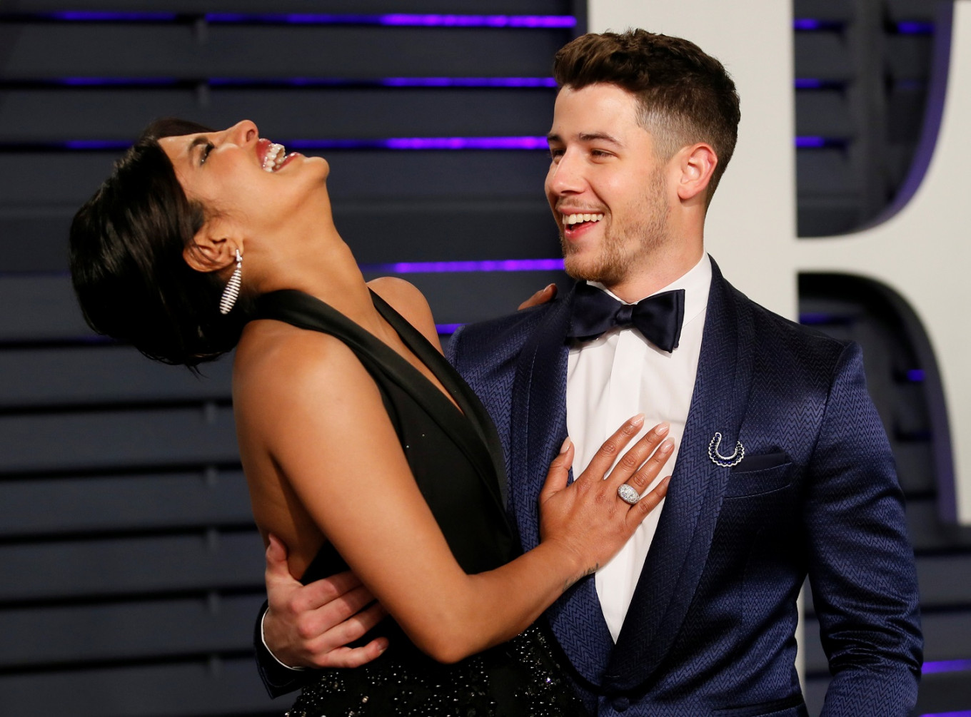 In a first, Priyanka Chopra and Nick Jonas both named People's best dressed