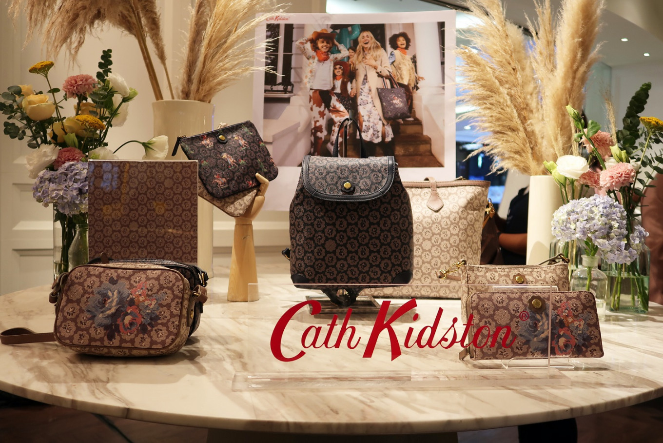 Cath Kidston's premium collection boasts more versatile styles