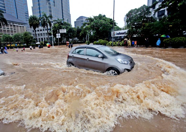Jakarta braces for upcoming rainy season
