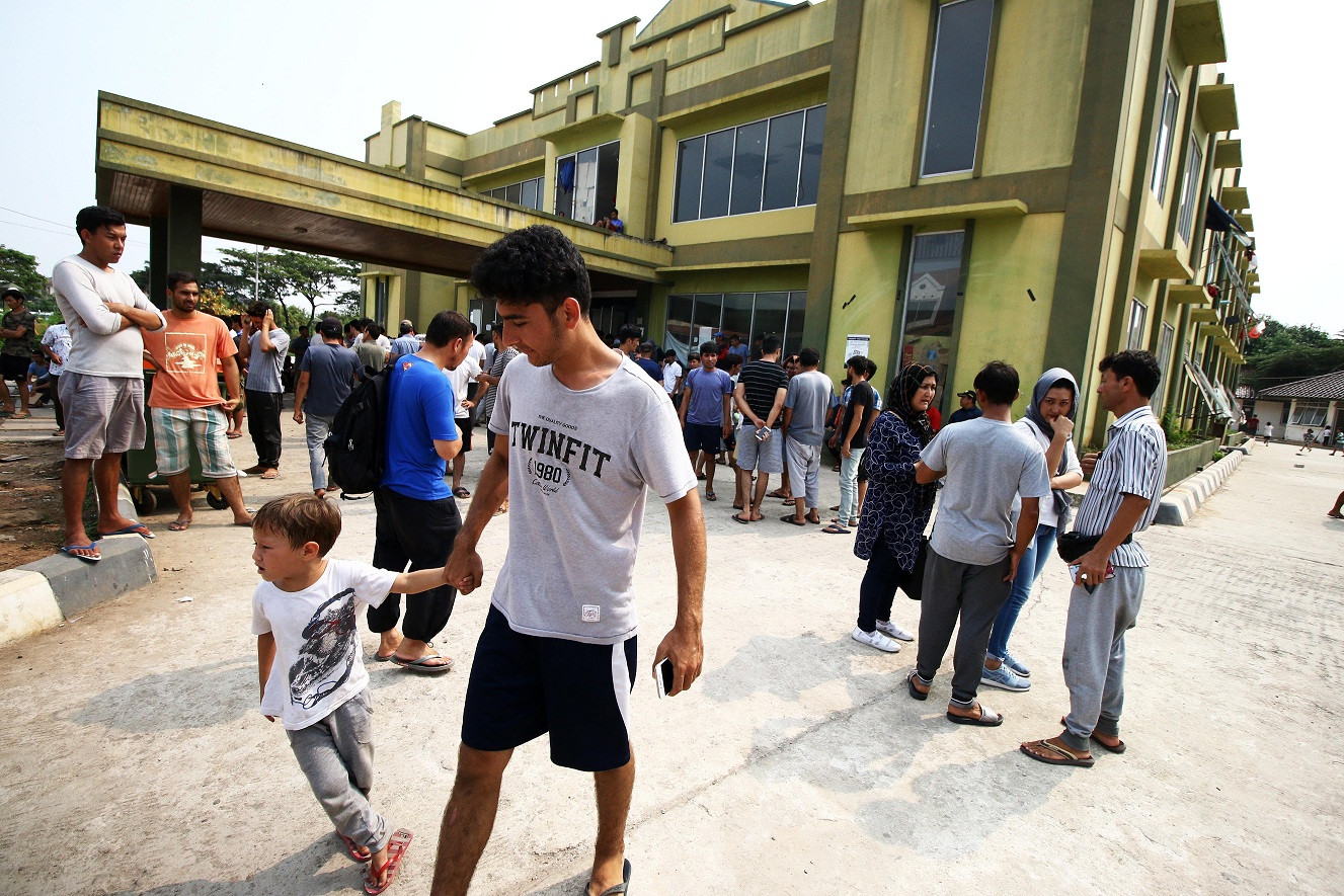 UNHCR works to ensure no refugees left behind in COVID-19 crisis in Indonesia