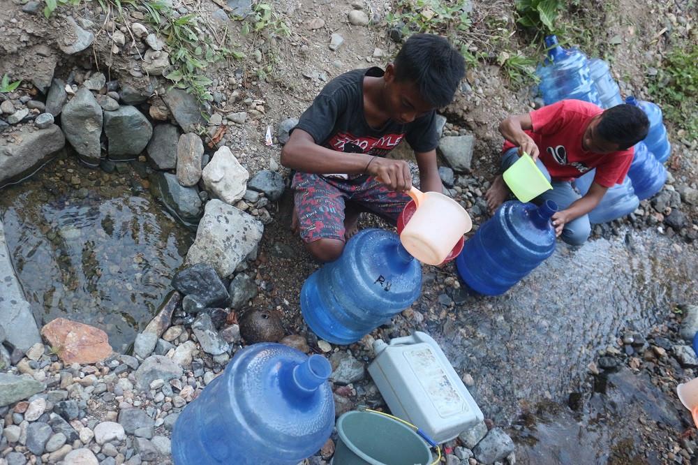 Drought-hit Gorontalo faces harvest failure, water crisis - The Jakarta Post - Jakarta Post