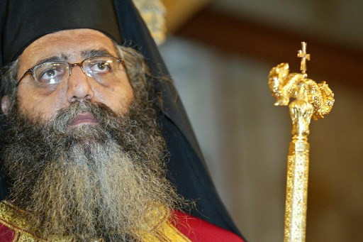 Cyprus bishop cleared of hate speech over 'gay sex and pregnant women'