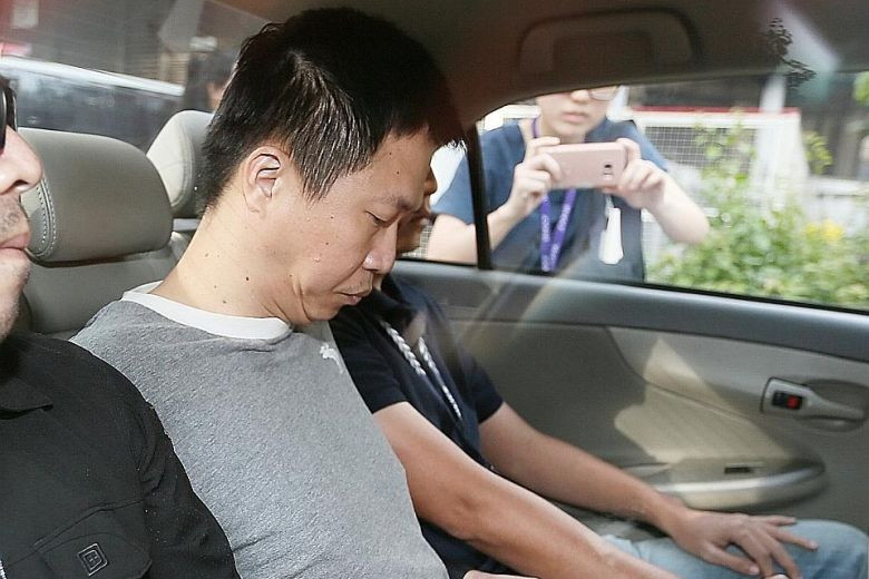 Five years' jail sought for Singaporean businessman who hired hitman on Dark Web