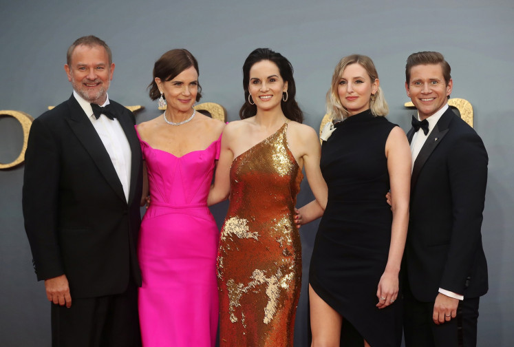 'Downton Abbey' the class act at North American box office