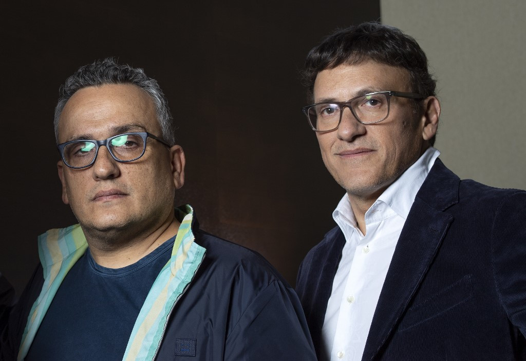 From Marvel to 'Mosul': Russo brothers embark on global mission