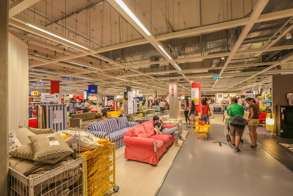 Thousands again try to play hide-and-seek in IKEA store