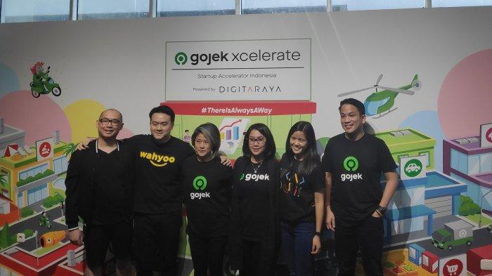 Gojek provides training to start-ups in search for Indonesia's next unicorn
