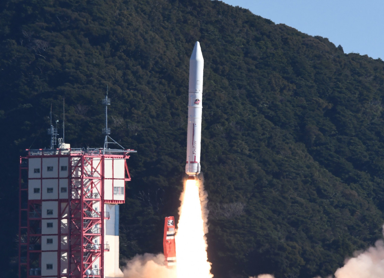 Fire forces Japan to cancel rocket launch to ISS