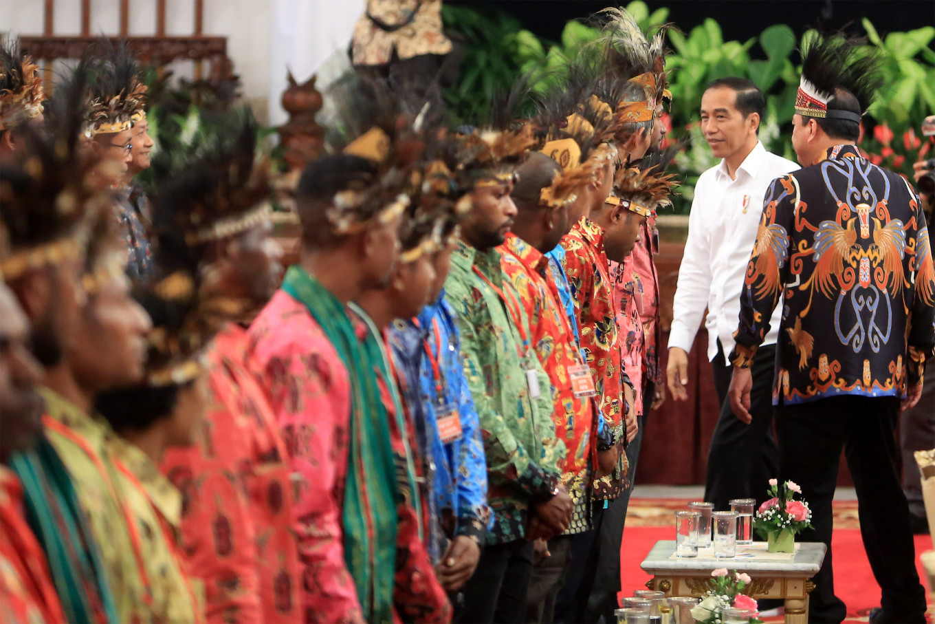 Asian, Melanesian: Reorienting Indonesia's foreign policy