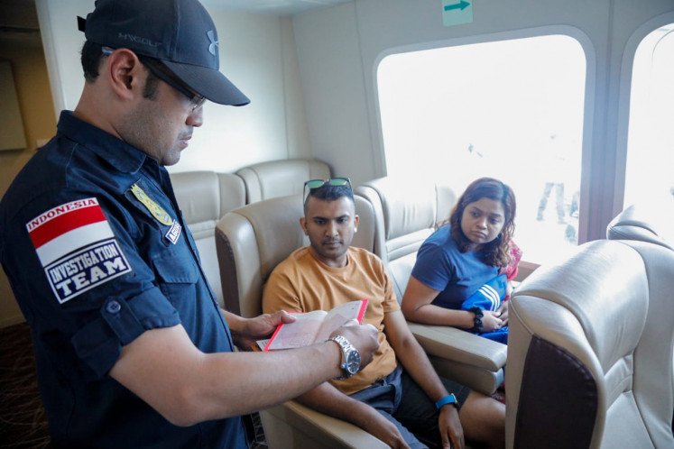 Batam's Belakang Padang immigration beefs up surveillance ahead of Christmas, New Year