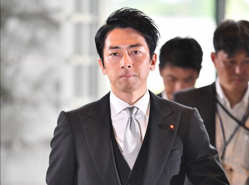 Japan's Abe shakes up cabinet, brings in rising star