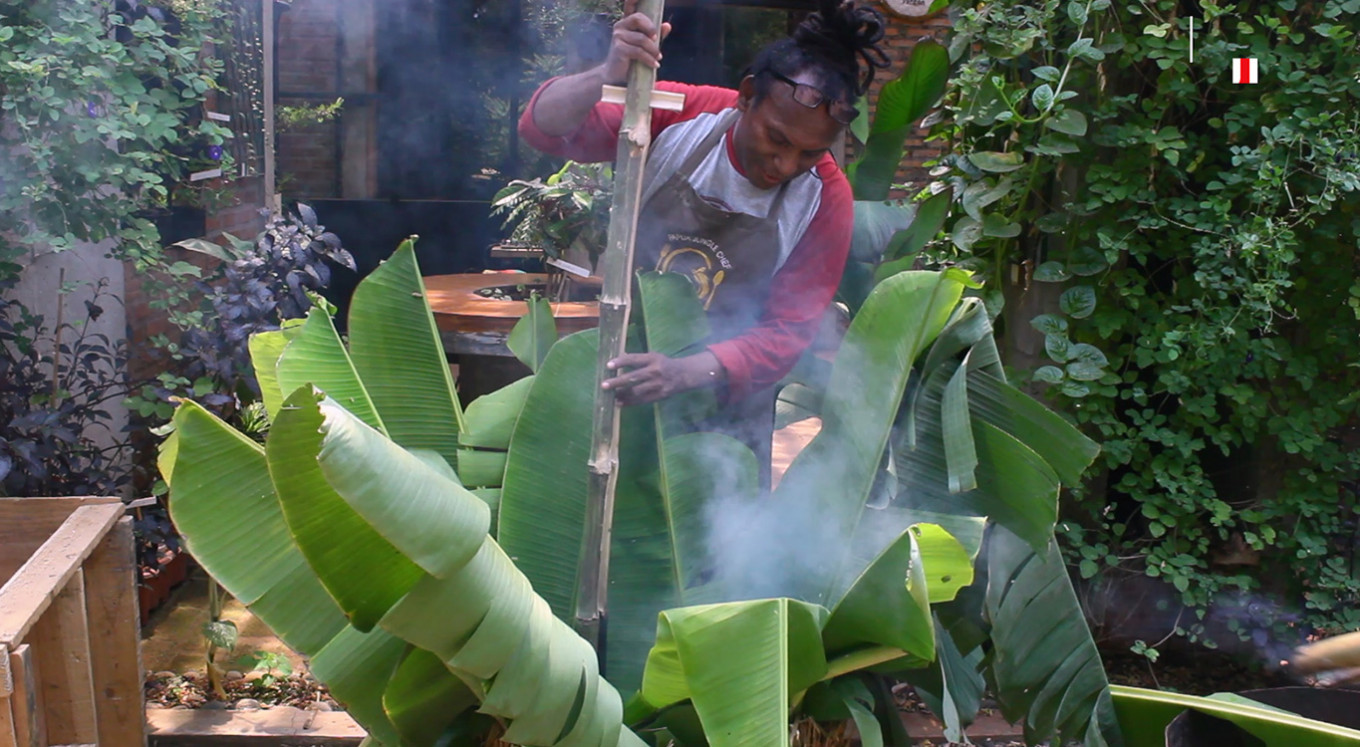 Papua Forest Feast brings hope in a time of crisis