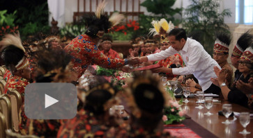 Jokowi-Papuans meeting 'misses the point'