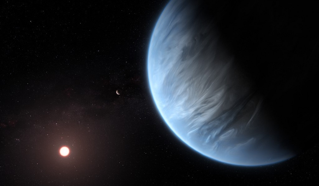 Scientists find water on potentially habitable planet, World News & Top Stories