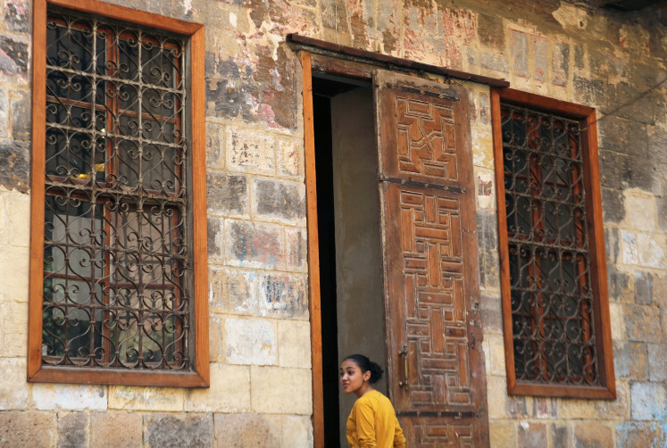 'Blindsided by the beauty': Architects struggle to save Cairo's historic heart