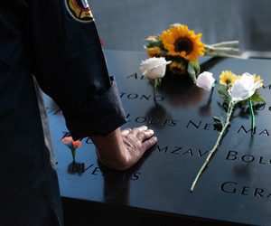 New York remembers 9/11 attacks, 18 years on