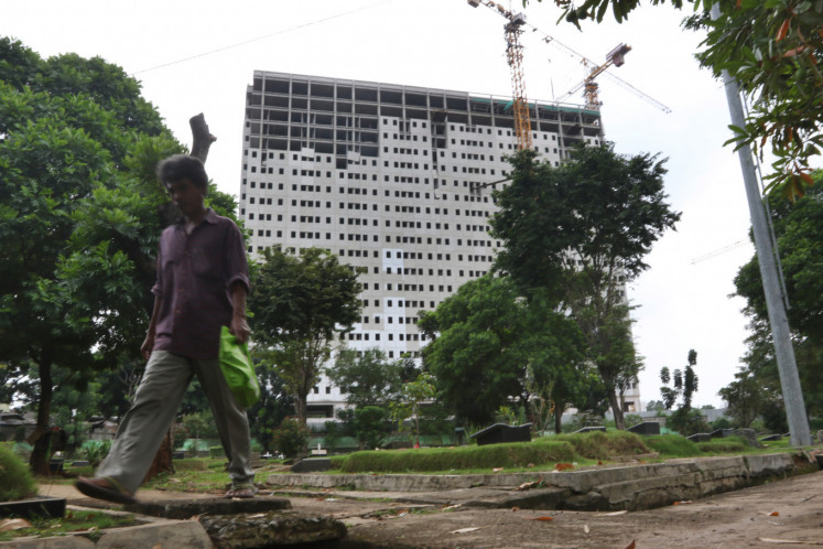 Anies in hot seat as graft busters investigate flagship housing subsidy policy