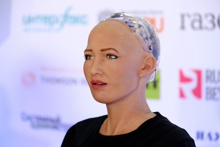 Global Dialogue CSIS 2019 to feature Sophia the robot