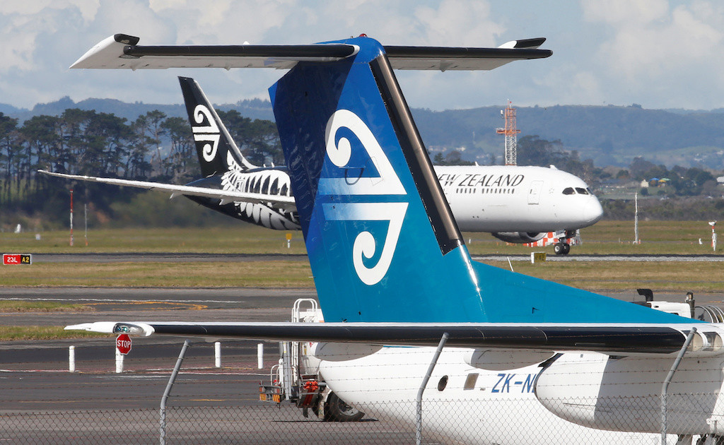 Virus-hit Air New Zealand offered NZ$900m bailout