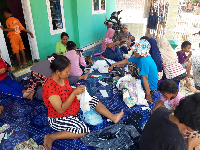 Trauma therapy still needed for Sunda Strait natural disaster survivors