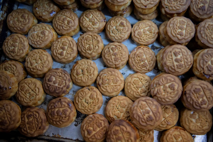 Hong Kong festival mooncakes get a protest makeover