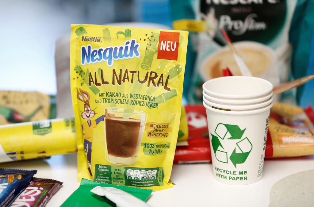 Nestle institute aims to develop packaging of the future
