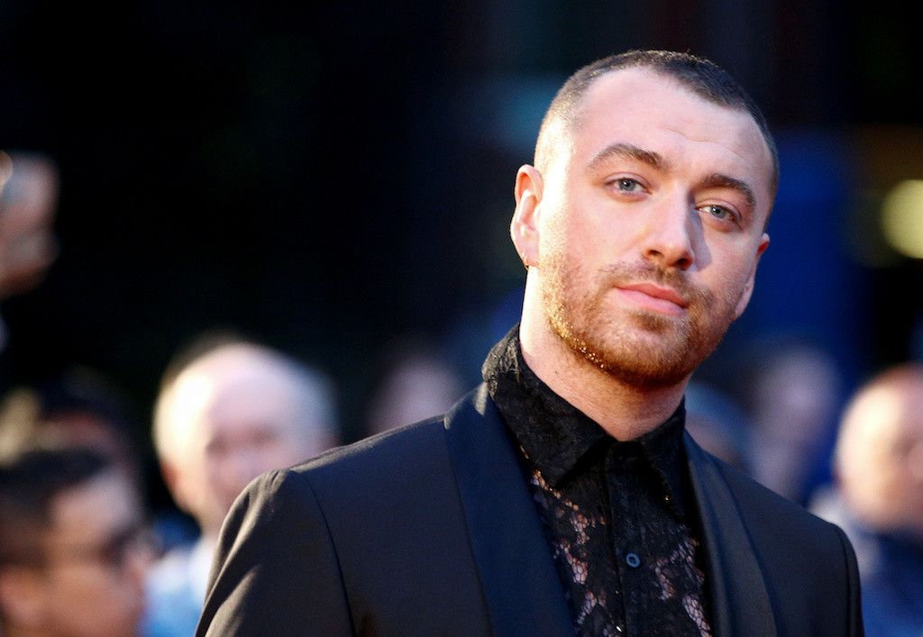 Singer Sam Smith embraces gender neutral pronouns they/them