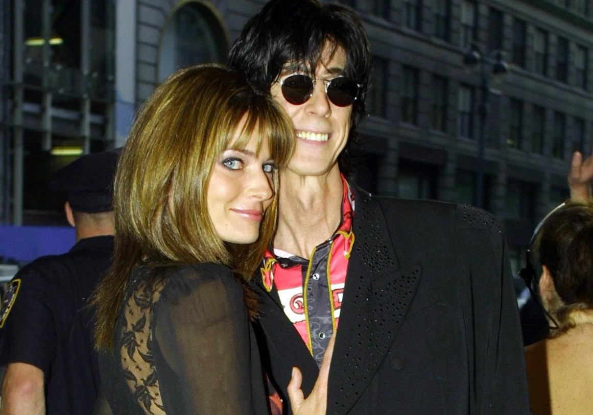 Ric Ocasek, of The Cars found dead in NYC, police say