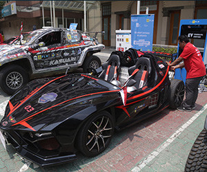 Indonesia's electric car dream on rocky road
