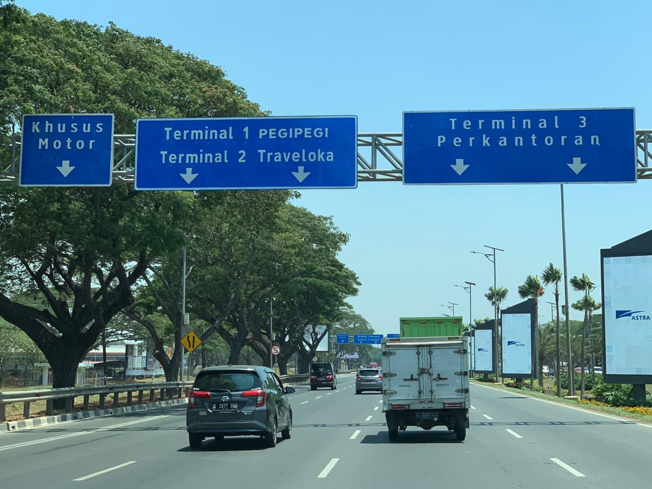Confusion arises over Traveloka's co-branding program at Soekarno-Hatta airport