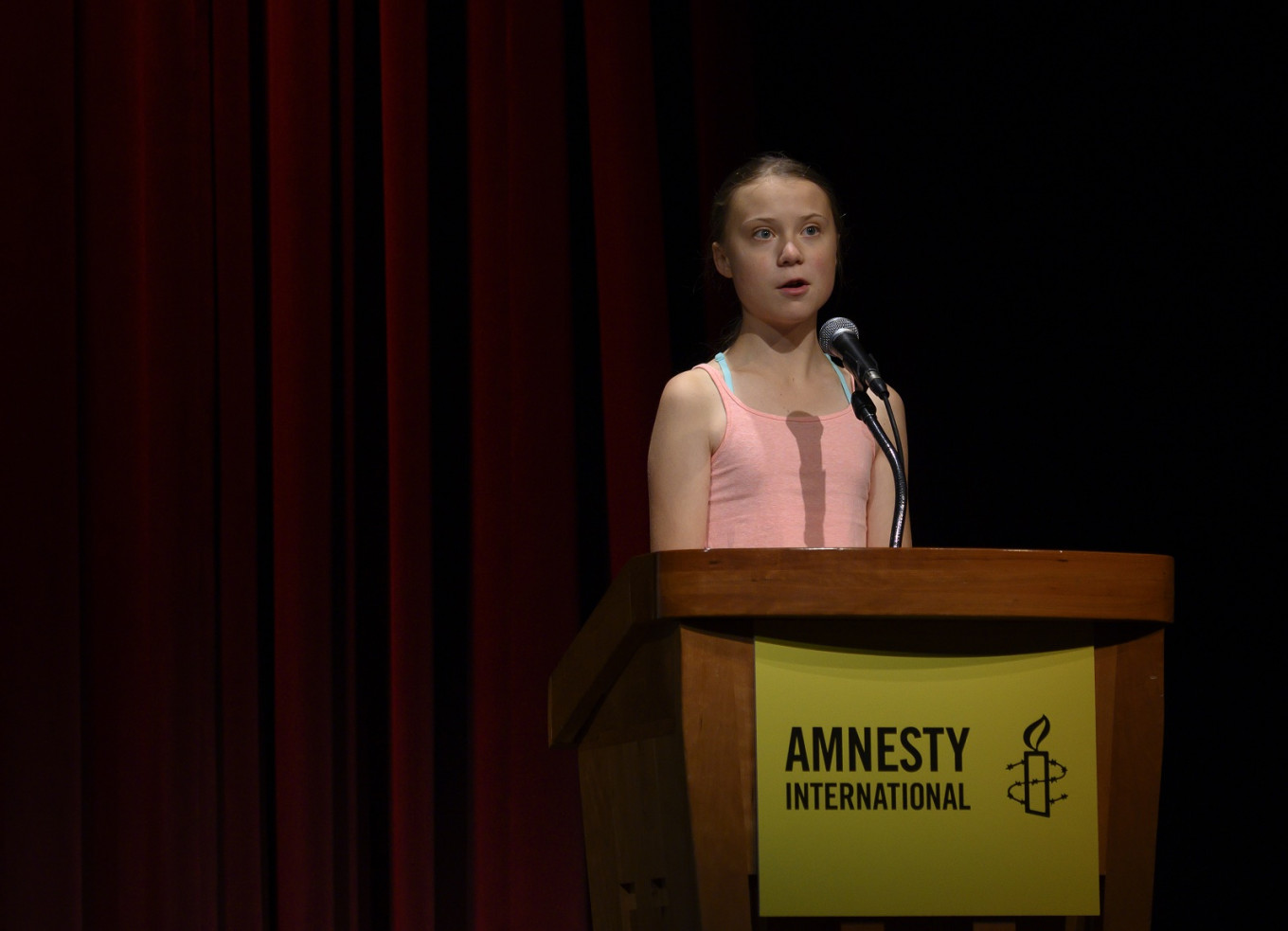 Greta Thunberg wins Amnesty's highest human rights award