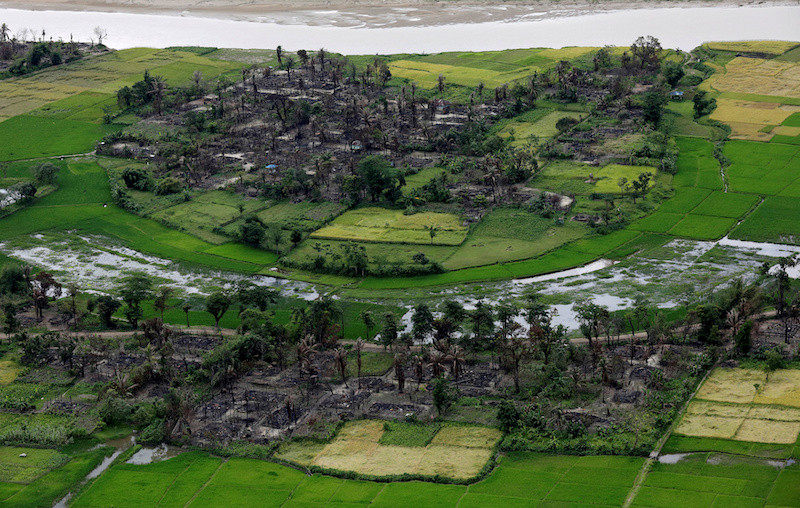 Thousands in western Myanmar flee as army plans operations, monitors say