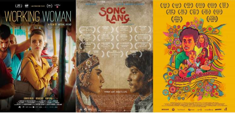 Storytelling: 100% Manusia Film Festival will showcase films about human resilience.