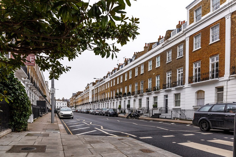 Posh pollution - the exclusive London neighborhoods with toxic air