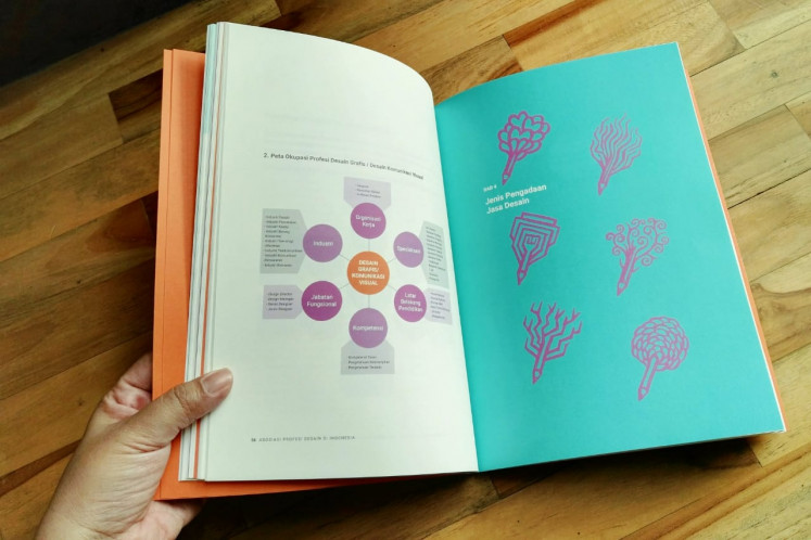 Chapter 4 of 'Proyek Desain' covers the types of design services that are available.