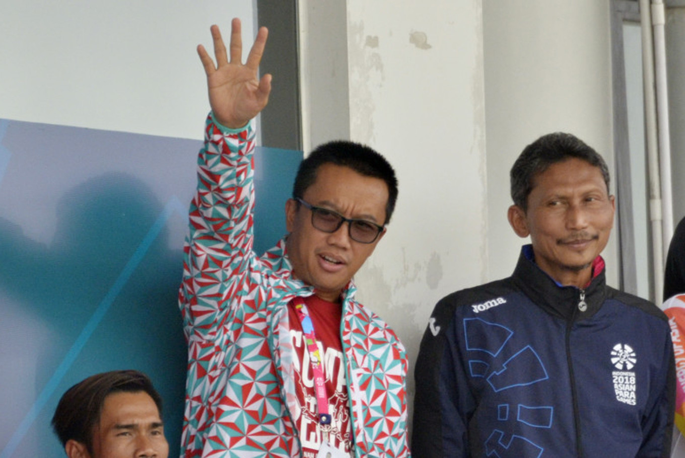Former sports minister Imam Nahrawi indicted for accepting Rp 20 billion in bribes