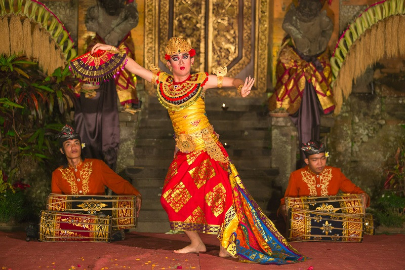 More than 100 sacred Balinese dances barred from commercial use