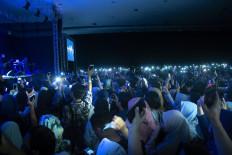 The festival attracts thousands of millennials. JP/Tarko Sudiarno