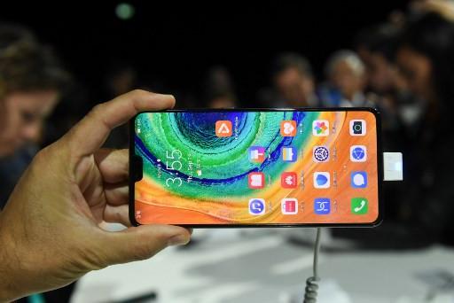 Huawei in public test as it unveils sanction-hit phone
