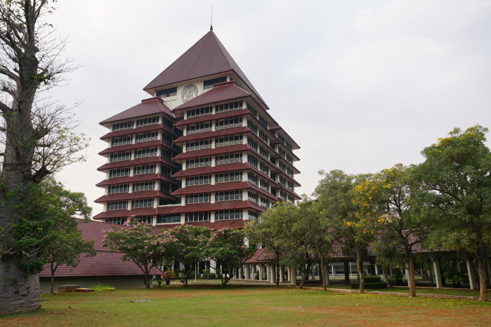 UI named best university in Indonesia