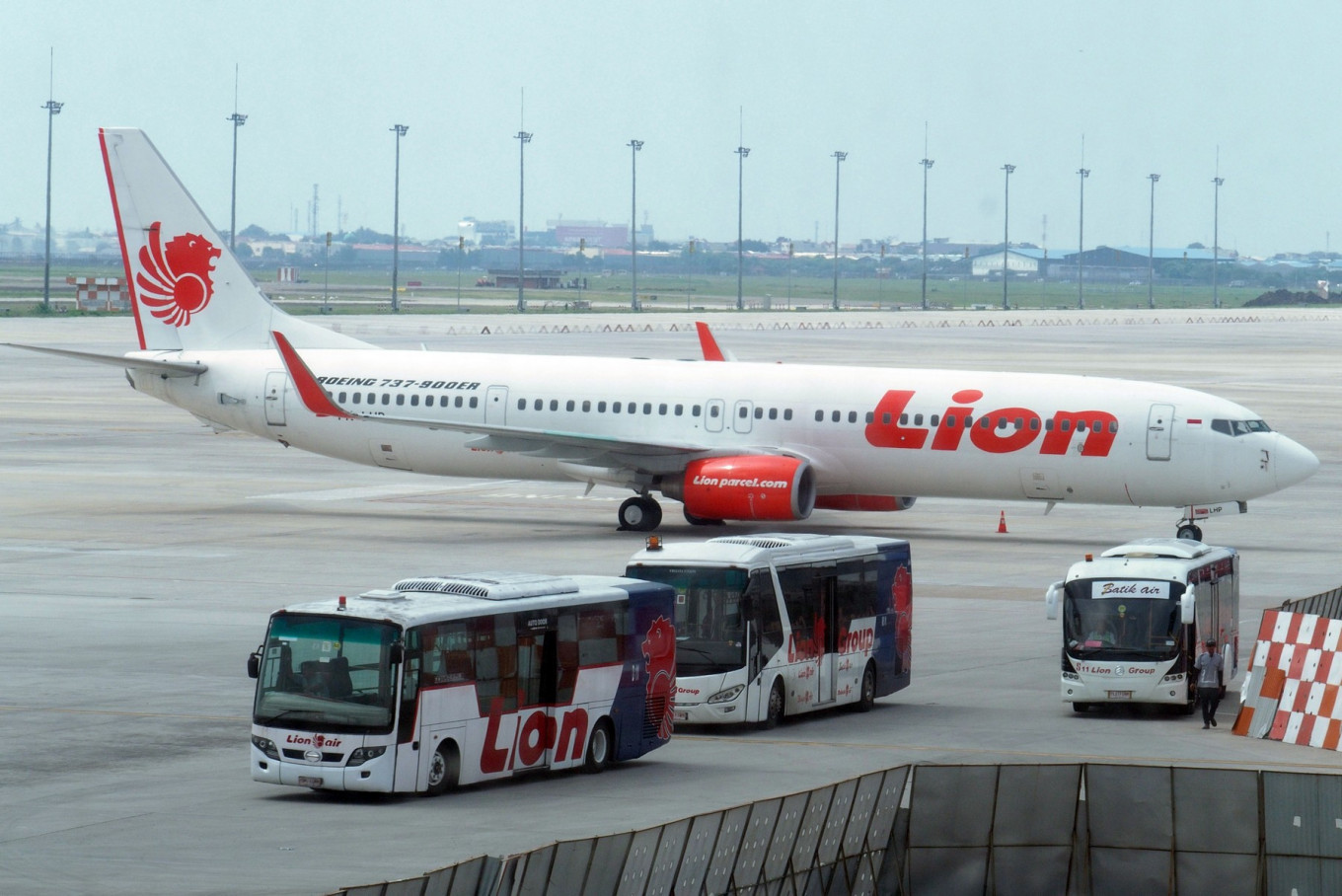 Lion Air Group offers rapid COVID-19 testing service
