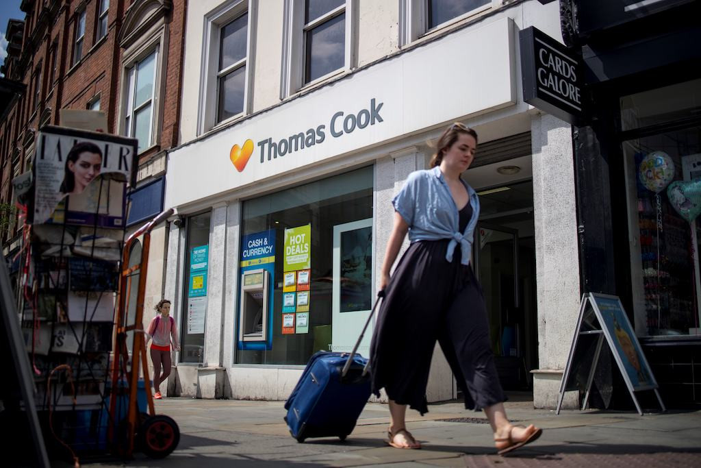 Thomas Cook brand relaunches as online travel agency