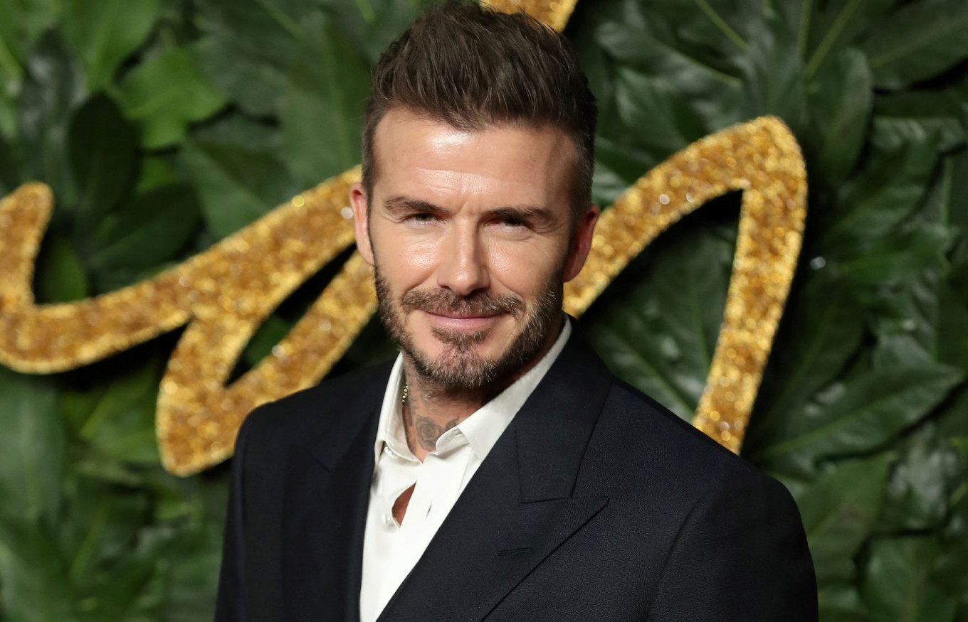 David Beckham reportedly in talks with Netflix, BBC for his own cooking show